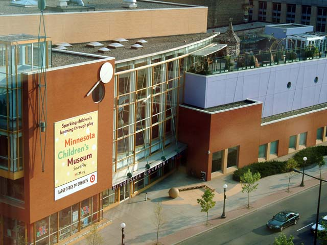 Enjoy Free Admission To The Minnesota Children S Museum